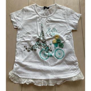 BeBe - べべのTシャツ 120サイズ