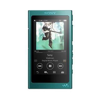 ソニー(SONY)の★人気 SONY NW-A35 16GB 高音質 ハイレゾ ウォークマン 青(ポータブルプレーヤー)