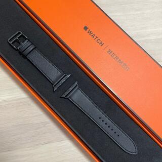 Apple Watch - Apple Watch Hermes Series6 40mm ブラック 黒