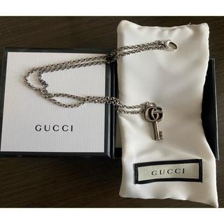 Gucci - GUCCI ネックレス (鍵)