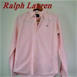 ラルフローレン(Ralph Lauren)のラルフローレン 長袖ストライプシャツ スリムフィット(シャツ/ブラウス(長袖/七分))