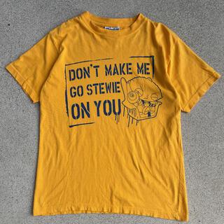 00s 古着 family guy ファミリーガイ tシャツ アメコミ (Tシャツ/カットソー(半袖/袖なし))