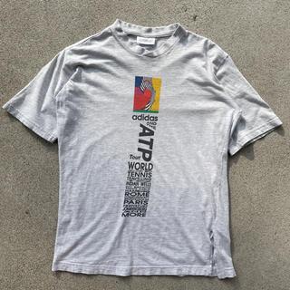 アディダス(adidas)の90s 古着 レア adidas ATP アディダス tシャツ(Tシャツ/カットソー(半袖/袖なし))