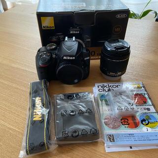 Nikon - Nikon  D3400 レンズキット