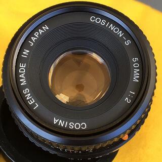 PENTAX - COSINA コシナ コシノン 50mm/F2 PENTAX Kマウント