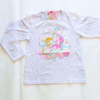バンダイ(BANDAI)の長袖Tシャツ(トロピカルルージュプリキュア)(Tシャツ/カットソー)