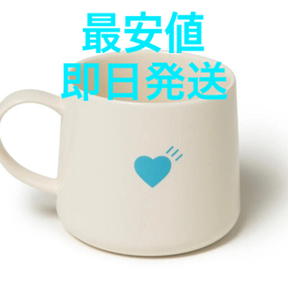 アベイシングエイプ(A BATHING APE)のヒューマンメイド ブルーボトルコーヒー マグカップ クリアファイル付き(グラス/カップ)