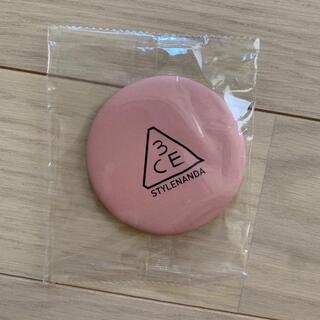 スリーシーイー(3ce)の新品 3CE 持ち鏡 ミラー(ミラー)