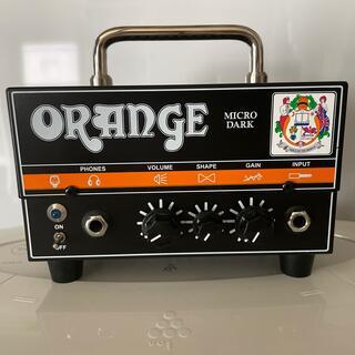 Orange Micro Dark(ギターアンプ)