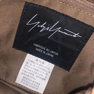 ヨウジヤマモト(Yohji Yamamoto)のYohji Yamamoto 毛皮 ショルダーバッグ(ショルダーバッグ)