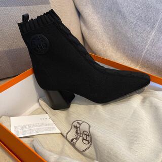Hermes - エルメス ブーツ 新品未使用 38.5