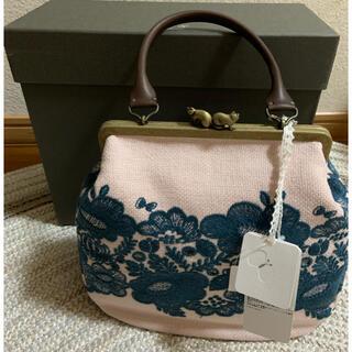 ミナペルホネン(mina perhonen)のミナペルホネン  cuddle bag  新品(ハンドバッグ)