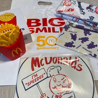 マクドナルド(マクドナルド)のマクドナルド『BIG SMILE BAG』(ノベルティグッズ)