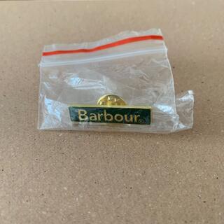 Barbour - バブアー ピンバッジ