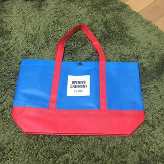 オープニングセレモニー(OPENING CEREMONY)のオープニングセレモニー 袋(ショップ袋)