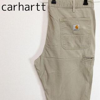 カーハート(carhartt)のcarhartt カーハート ボトム ペインターパンツ ベージュ メンズ(ワークパンツ/カーゴパンツ)