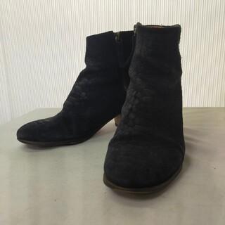 イエナスローブ(IENA SLOBE)のEMMA GO エマ ゴウ CARTER サイドジップ ショート ブーツ 23(ブーツ)