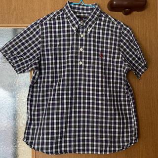 イーストボーイ(EASTBOY)のEAST BOY チェックシャツ(シャツ/ブラウス(半袖/袖なし))