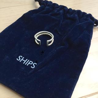 シップス(SHIPS)のSHIPS シルバーリング(リング(指輪))