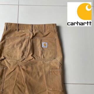 カーハート(carhartt)の定番カラー ゴールデンサイズ Carhartt ペインターパンツ 32×30(ペインターパンツ)