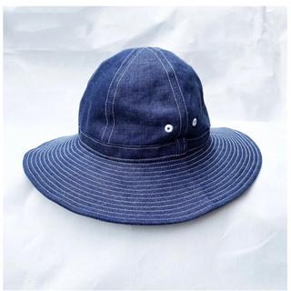 ロンハーマン(Ron Herman)のマリホジャ Cotton Linen Metro Hat marihoja(ハット)