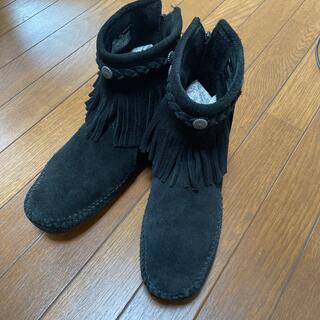 ミネトンカ(Minnetonka)のミネトンカ 6.5 black(その他)