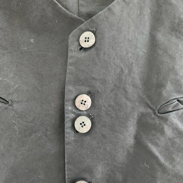 Paul Harnden(ポールハーデン)のmarc point ジレ メンズのトップス(ベスト)の商品写真