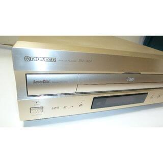 パイオニア(Pioneer)のPioneer製DVD/CD/LDコンパチブルプレーヤーDVL-909(DVDプレーヤー)
