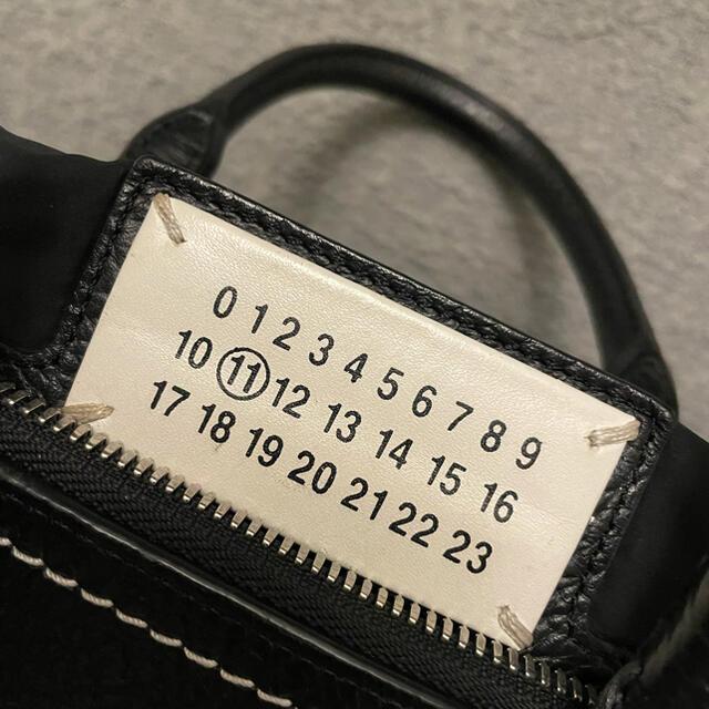 Maison Martin Margiela(マルタンマルジェラ)のMaisonMargiela 5AC スモール ブラック レディースのバッグ(ショルダーバッグ)の商品写真