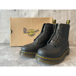 ドクターマーチン(Dr.Martens)のマーチン 1460 PASCAL FRONT ZIP 8ホールブーツ#[872](ブーツ)