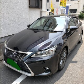 AUDI - 【レクサスCT200h】車検1年残あり、ハイブリッドバッテリー交換済