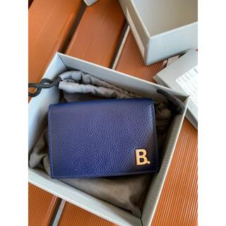 バレンシアガ(Balenciaga)の新品未使用 バレンシアガ ミニウォレット(折り財布)
