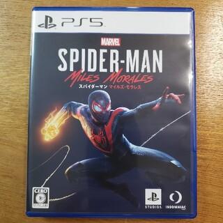 ソニー(SONY)のMarvel's Spider-Man: Miles Morales(スパイダー(家庭用ゲームソフト)