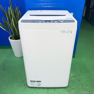 SHARP - ⭐️SHARP⭐️全自動洗濯機 2020年 6kg 美品 大阪市近郊配送無料