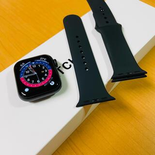 Apple Watch - 最終値下げ 【AppleCare+付】Apple Watch SE 40mm