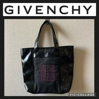 GIVENCHY - ジバンシー☆ジバンシィ エナメル トートバッグ