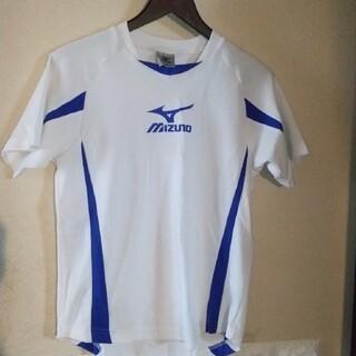 ミズノ(MIZUNO)の真夏に大活躍!mizunoミズノトレーニングTシャツ   ホワイト150(ウェア)