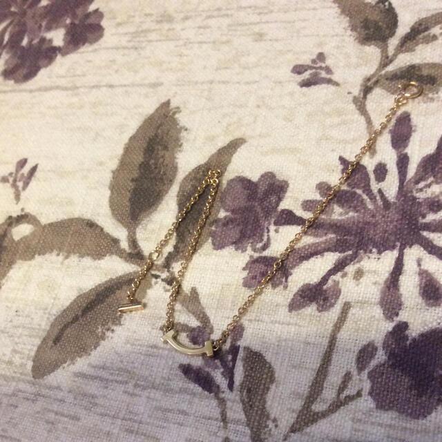 Tiffany & Co.(ティファニー)の☆本日限定価格 ティファニー スマイル(ミニ) ブレスレット ダイヤ レディースのアクセサリー(ブレスレット/バングル)の商品写真