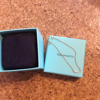 Tiffany & Co. - ティファニー スマイル(ミニ) ブレスレット ダイヤ