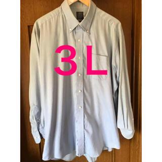 スーツカンパニー(THE SUIT COMPANY)のBRICK HOUSE ブリックハウス シャツ メンズ 大きいサイズ 3L(シャツ)