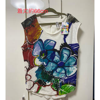 デシグアル(DESIGUAL)のデシグアル トップス(Tシャツ(半袖/袖なし))