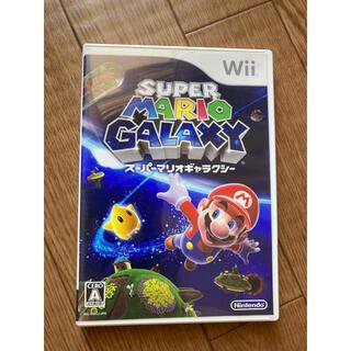 Wii - スーパーマリオギャラクシー