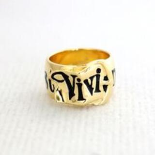 ヴィヴィアンウエストウッド(Vivienne Westwood)のVIVIENNE WESTWOOD リング (リング(指輪))