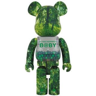 メディコムトイ(MEDICOM TOY)のMY FIRST BE@RBRICK B@BY FOREST GREEN ③(その他)