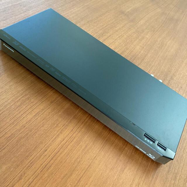Panasonic(パナソニック)のPanasonic ブルーレイ DIGA DMR-BRW500 スマホ/家電/カメラのテレビ/映像機器(ブルーレイレコーダー)の商品写真