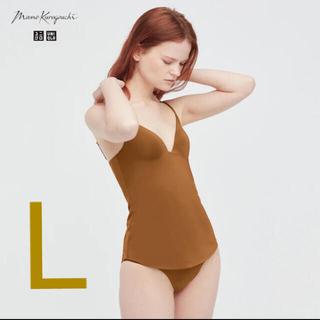 mame - UNIQLOxマメクロゴウチ★ブランジブラキャミソールLサイズ