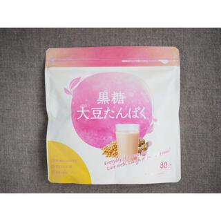 タイショウセイヤク(大正製薬)の大正製薬 黒糖大豆たんぱく×1袋(プロテイン)