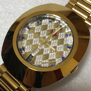 RADO - RADO ラドー DIASTAR ダイヤスター ゴールド 自動巻きメンズ腕時計