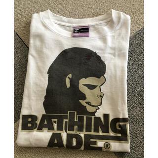 アベイシングエイプ(A BATHING APE)のA・BATHING APE レディースTシャツ(Tシャツ(半袖/袖なし))