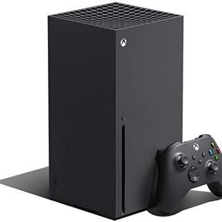 エックスボックス(Xbox)の新品未開封■xbox series x エックスボックス 本体(家庭用ゲーム機本体)